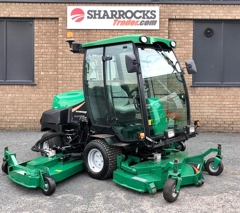 RANSOMES HR6010 CAB