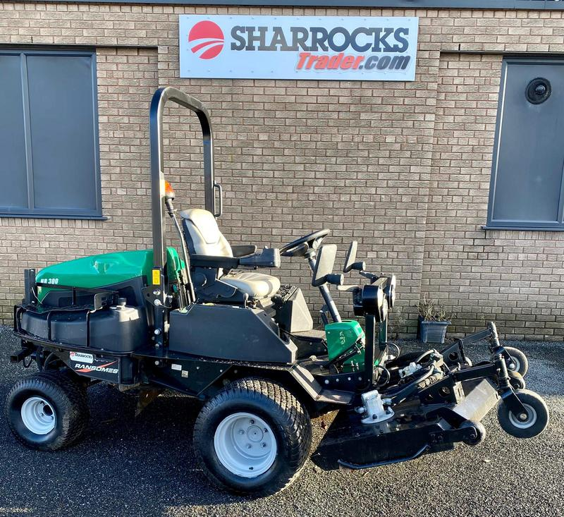 RANSOMES HR300 ROTARY